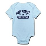 Air Force Nephew Onesie