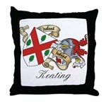 Keating Sept Throw Pillow