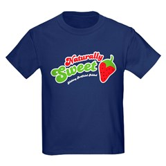 Naturally Sweet Kids Dark T-Shirt