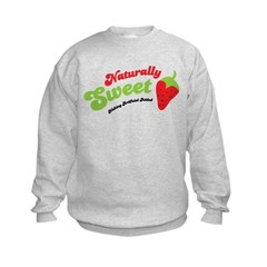 Naturally Sweet Kids Sweatshirt