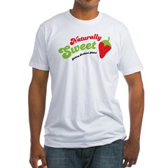 Naturally Sweet Fitted T-Shirt