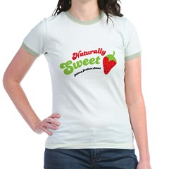 Naturally Sweet Jr. Ringer T-Shirt