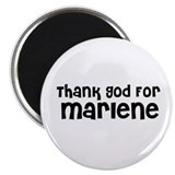 Thank God For Marlene Magnet