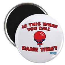 Game Time Magnet