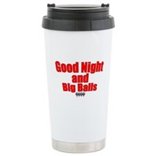 Good Night Ceramic Travel Mug