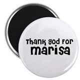 Thank God For Marisa Magnet