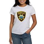 Oconto Sheriff's Dept Women's T-Shirt