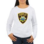 Oconto Sheriff's Dept Women's Long Sleeve T-Shirt