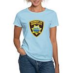 Oconto Sheriff's Dept Women's Light T-Shirt
