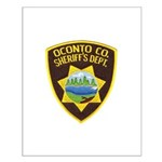 Oconto Sheriff's Dept Small Poster