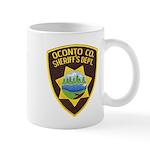 Oconto Sheriff's Dept Mug