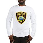 Oconto Sheriff's Dept Long Sleeve T-Shirt