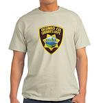 Oconto Sheriff's Dept Light T-Shirt