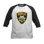 Oconto Sheriff's Dept Kids Baseball Jersey
