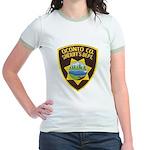 Oconto Sheriff's Dept Jr. Ringer T-Shirt