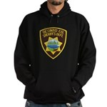 Oconto Sheriff's Dept Hoodie (dark)
