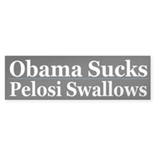 Obama Sucks Pelosi Swallows