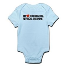 My Heart Physical Therapist Onesie