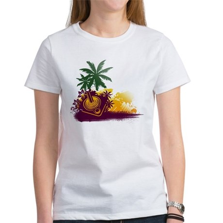 Summer Gaming Joystick Women's T-Shirt