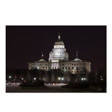 PVD Capitol Postcards (Package of 8)