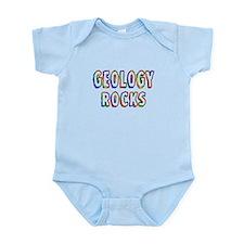 Geology Infant Bodysuit