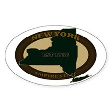 New York Est. 1788 Decal