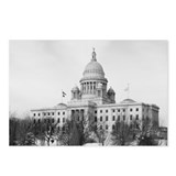 PVD Capitol B&W Postcards (Package of 8)
