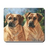 Rhodesian Ridgeback Mousepad