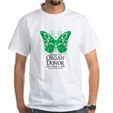 Organ Donor Butterfly 3 Shirt