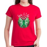 Organ Donor Save A Life Butte Tee