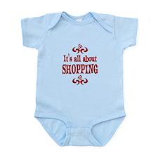 Shopping Infant Bodysuit
