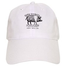Infidel Barbeque Baseball Cap