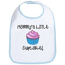 Mommy's Little Cupcake Bib
