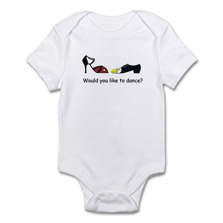 Cabeceo Infant Bodysuit