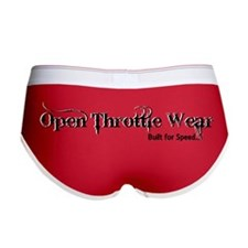 Open Throttle Wear - Women's Boy Brief