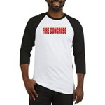 Fire Congress Baseball Jersey