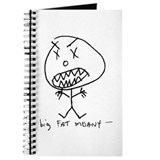 Big Fat Meany Journal