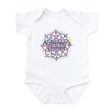 Alzheimers Lotus Infant Bodysuit