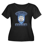 San Francisco Police Traffic Women's Plus Size Sco