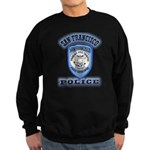 San Francisco Police Traffic Sweatshirt (dark)