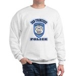 San Francisco Police Traffic Sweatshirt