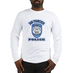 San Francisco Police Traffic Long Sleeve T-Shirt