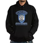 San Francisco Police Traffic Hoodie (dark)