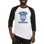 San Francisco Police Traffic Baseball Jersey