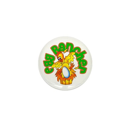 Egg Rancher Mini Button (100 pack)