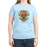 Organ Donor Cross & Heart T-Shirt