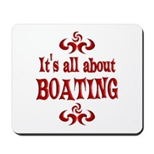Boating Mousepad