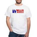 Legal Citizen White T-Shirt