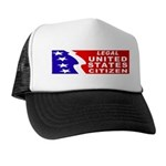 Legal Citizen Trucker Hat