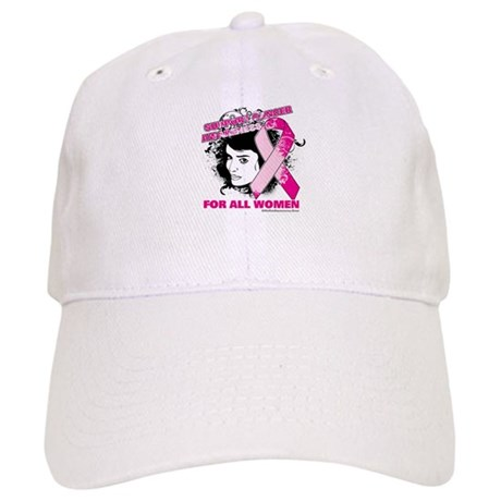 BreastCancer WomanFighter Cap